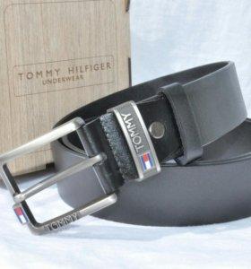 Ремень Tommy Hilfiger в деревянной коробке