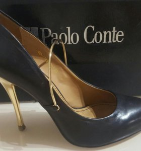 Женские кожаные туфли Paolo Conte