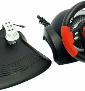 """Игровой руль """"Genius Speed Wheel 3 MT"""""""