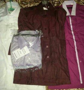 Пакет рубашек 146-152