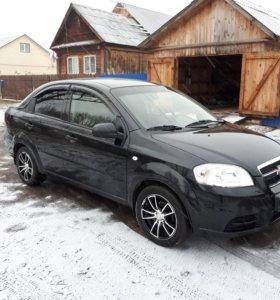 Chevrolet aveo 2011г.в