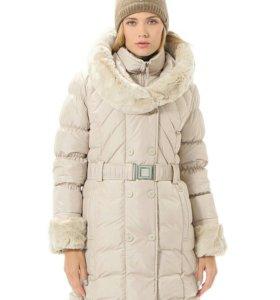 Пуховое пальто куртка Lawine