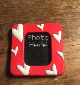 Рамка магнит для фото