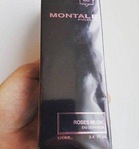 Montale Roses Musk (Монталь мускусная роза)