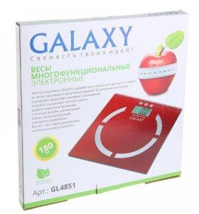 Весы Galaxy GL-4851 напольные электронные