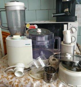 Кухонный комбайн Philips