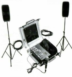Мобильная акустика Axelvox Xivo100