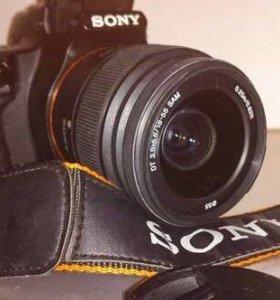 Фотоаппарат SONY-slt a37