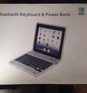 Блютуз-клавиатура для iPad 2,3,4...