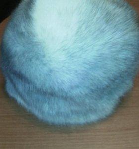 шапка норковая зимняя