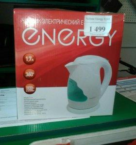 Чайник Energy