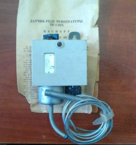Терморегулятор тр-1-02Х