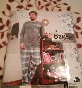 Пижама мужская размер л