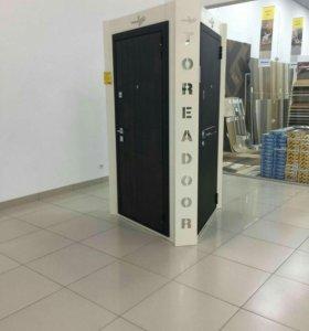 Входная дверь с установкой Тореадор 2