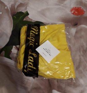 Новая желтая кофта