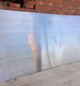 нержавейка лист длина 2м высота 1м толщина 0,8мм