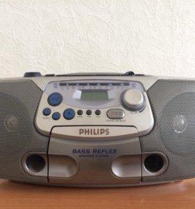 Магнитофон Fhilips