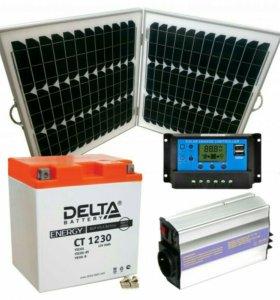 Солнечная электростанция 'Старт' до 500 Вт*ч в сут