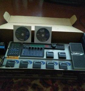 Гитарный процессор digitech gnx3