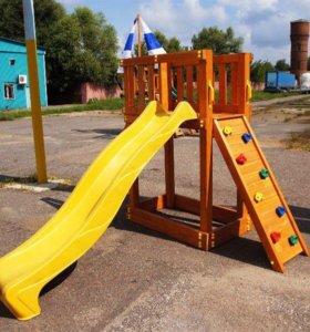 Детский игровой комплекс «мальта»