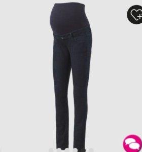 Узкие джинсы на период беременности