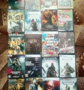 20 игровых дисков