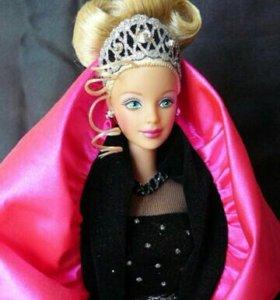 Barbie Happy Holidays новая