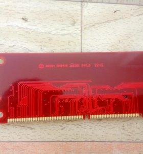 Адаптер с SO-DIMM на DIMM