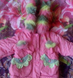 Зимняя курточка KIKO