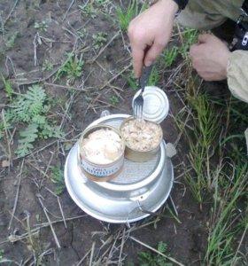 Каталитическая мобильная печь(СССР)