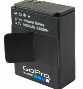 Аккумулятор Gopro Hero 3 Rechargable Battery