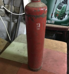 Газовые баллоны на 1 литр