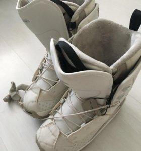 Обувь для сноуборда