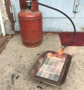 Газовая горелка инфракрасная