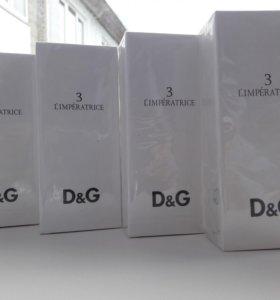 D&G l'imperatrice 100 ml