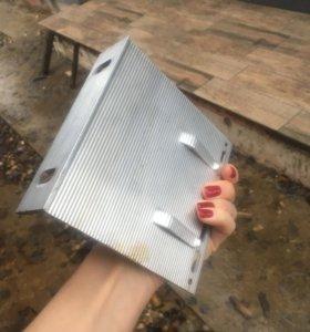 Кронштейн алюминиевый,фасадный под Профиль