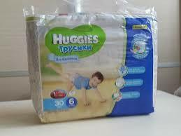 Хаггис трусики 16-22 кг