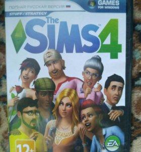 Sims 4 (без дополнений)