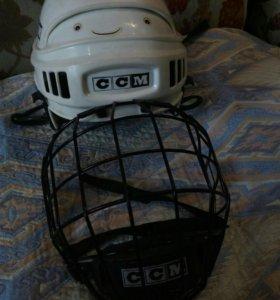 Шлем хоккейный, детский 5 - 8 лет