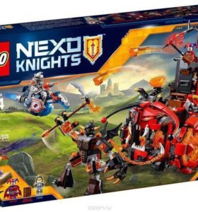 LEGO nexo knights «Джестро-мобиль»