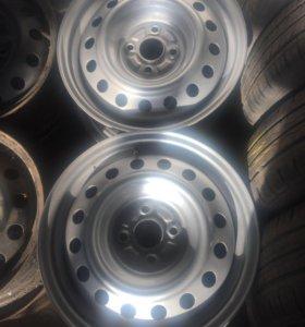 Новые диски R 15 4/100