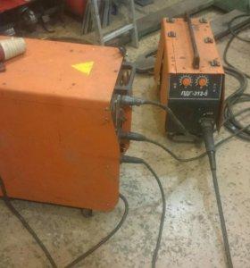Сварочные полуавтоматы в комплекте с трансформатор