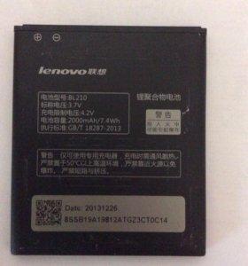 Аккумулятор для телефона Lenovo