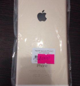 Корпус iPhone 6 (золотой )