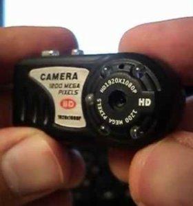 Мини камера Q7 НD. Датчик движения