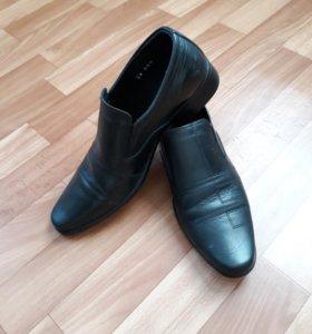 Туфли мужские 38-39р