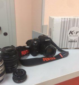 Фотоаппарат Pentax K-r
