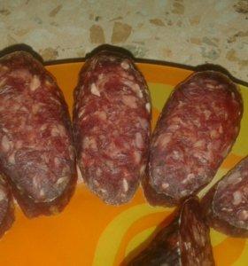 Колбаса сыровяленная