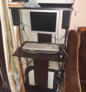 стойка стол