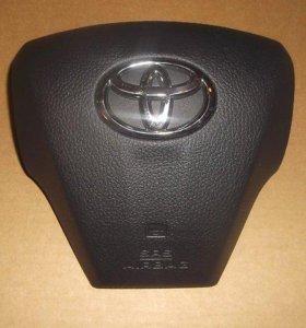 Toyota Corolla 151/Муляж Airbag/Крышка на руль